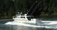 Charter Boat portland oregon fishing trips